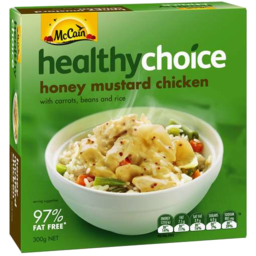 Photo of Mccain Healthy Choice Honey Mustard Chicken 300g