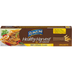 Photo of Ronzoni Healthy Harvest Spaghetti Whole Grain