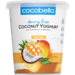 Photo of Cocobella Mango Yoghurt 500g