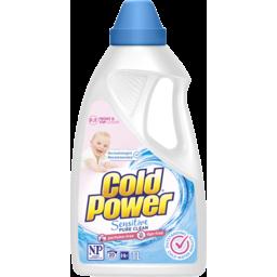 Photo of Cold Power Sensitive Pure Clean, Liquid Laundry Detergent, 1l