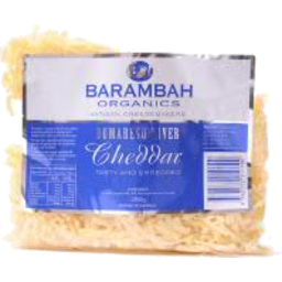 Photo of Barambah - Cheese - Cheddar Shredded - 250g