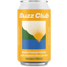 Photo of Buzz Club Session Mead 330ml