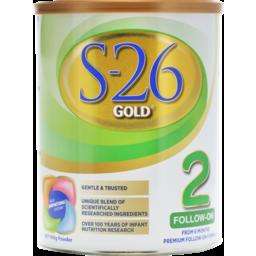 Photo of S-26 Baby Formula Progress Gold 2 Follow On 900g