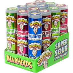 Photo of Warheads Spray 49g