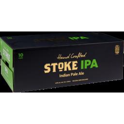 Photo of Stoke Beer Ipa 10 Pack X 330ml