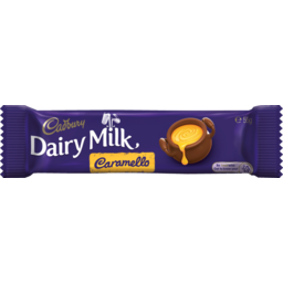 Photo of Cadbury Chunky Dairy Milk Caramello 55g 55g