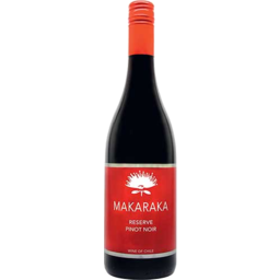 Photo of Makaraka Estate Reserve Pinot Noir 750ml
