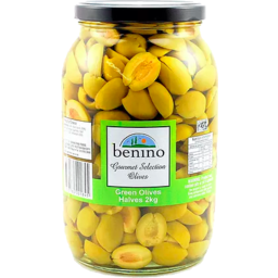 Photo of Benino Queen Green Pitted Olives 2kg