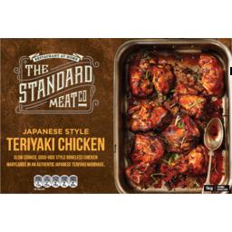 Photo of Standard Meat Co Japanese Teriyaki Chicken 400gm