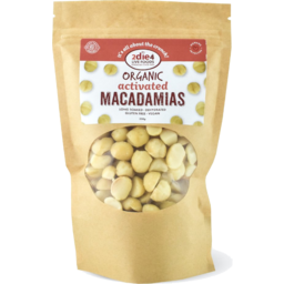 Photo of 2die4 Live Foods Nuts – Activated Macadamia