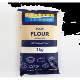 Photo of Golden Shore Plain Flour 1kg