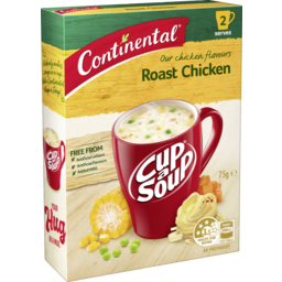 Photo of Continental Cup A Soup Hearty Roast Chicken 2 Serves 75g