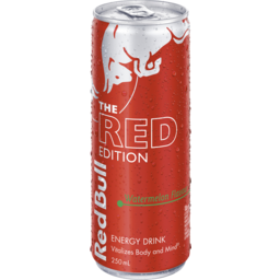 Photo of Red Bull Energy Drink The Red Edition 250ml Can