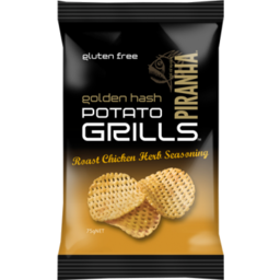 Photo of Piranha Potato Grills Roast Chicken Herb Seasoning 75gm
