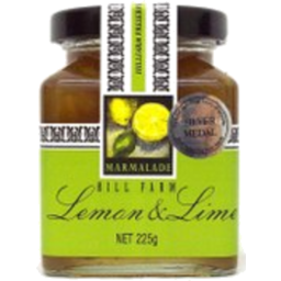 Photo of Hill Farm Marmalade Lemon & Lime 225gm