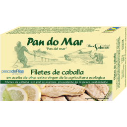 Photo of Pan Mar Mackerel Fillets 120g