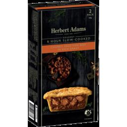 Photo of Herbert Adams Slow-Cooked Chunky Beef 2pk