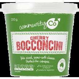 Photo of Community Co Cherry Bocconcini 200g