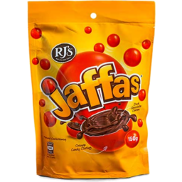 Photo of RJ's Jaffas 150g