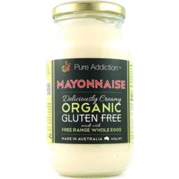 Photo of Pure Addiction - Mayonnaise Gf - 440g