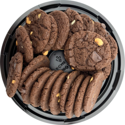 Photo of Triple Chocolate Cookies 20 Pack 440g