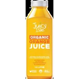 Photo of J/Isle Organic Orange Juice 1.5lt