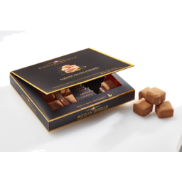 Photo of BOOJA BOOJA:BJB Almond Salted Caramel Truffles 8pk