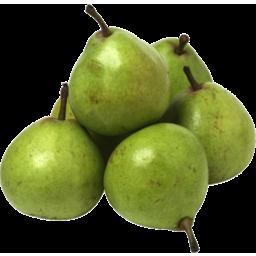 Photo of Pears Organic Green