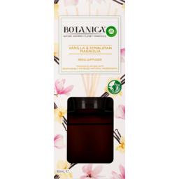 Photo of Air Wick Botanica Vanilla & Himalayan Magnolia Reed Diffuser 80ml