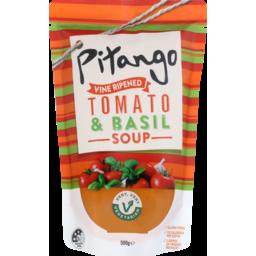 Photo of Pitango Soup Of The Month – Tomato & Basil Soup 500g