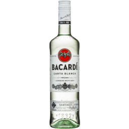 Photo of Bacardi Carta Blanca White Rum