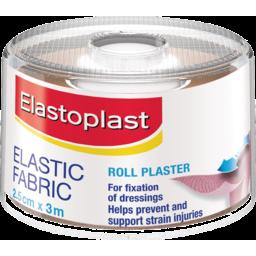 Photo of Elastoplast Plaster Adhesive Roll 2.5cmx3m