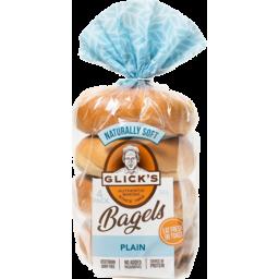 Photo of Glick's Bagel Original 360g 4pk