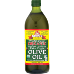 Photo of Bragg Oil - Olive (Extra Virgin/Unrefined/Unfilted)