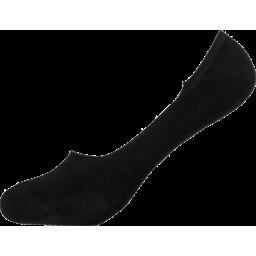 Photo of BOODY BAMBOO Women's Hidden Socks Black
