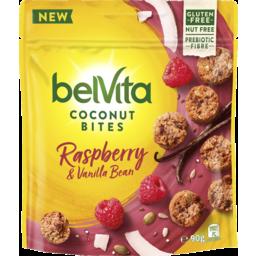 Photo of Belvita Coconut Bites Raspberry & Vanilla Bean 90g
