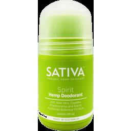 Photo of Sativa Deodorant - Spirit