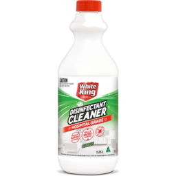 Photo of White King Disinfectant Cleaner Citrus 1.25L