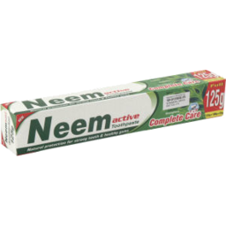 Photo of Toothpaste - Neem
