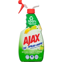 Photo of Ajax Spray n' Wipe Trigger Baking Soda 500ml