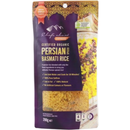 Photo of Chefs Choice - Persian Spiced Basmati Rice - 200g