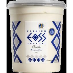 Photo of Eoss Yoghurt Classic 900g