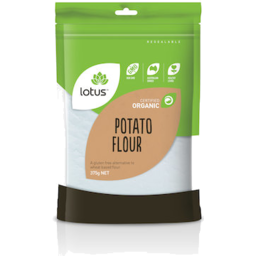 Photo of Lotus - Flour - Potato - 375g