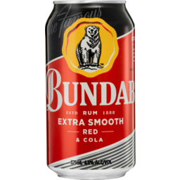 Photo of Bundaberg Red & Cola Can