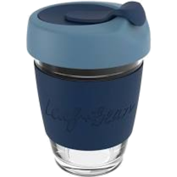 Photo of Sorrento Glass Cup 227ml Blue