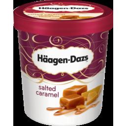 Photo of Häagen-Dazs Salted Caramel Ice-Cream 475ml 475ml