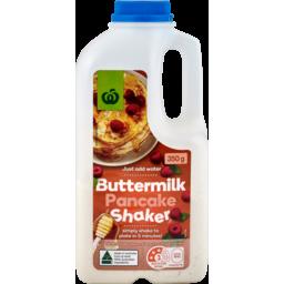 Photo of WW Pancake Mix Buttermilk 350g