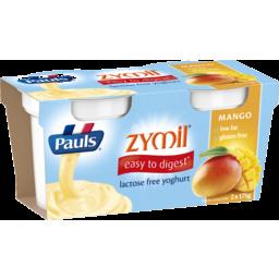 Photo of Pauls Zymil Mango Yoghurt 2x175g