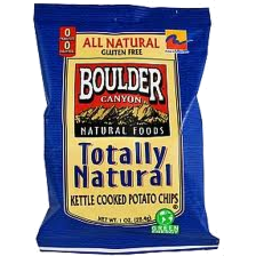 Photo of Boulder Natural Potato Chips 142gm