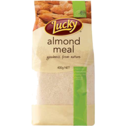 Photo of Lucky Almond Meal 400g